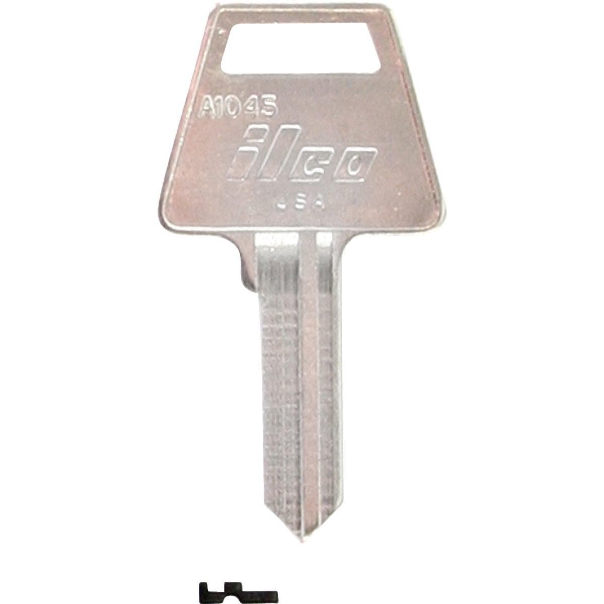 A1045 AMERCN PADLOCK KEY - A1045 by Ilco Corp