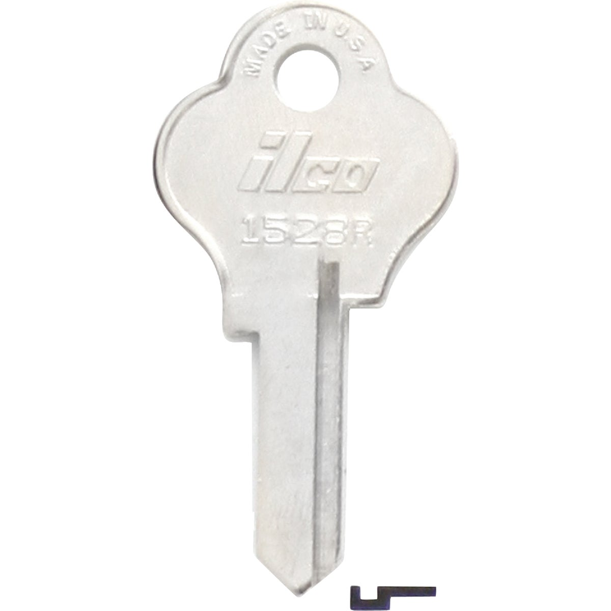 1528R EMCO STORM KEY - 1528R by Ilco Corp