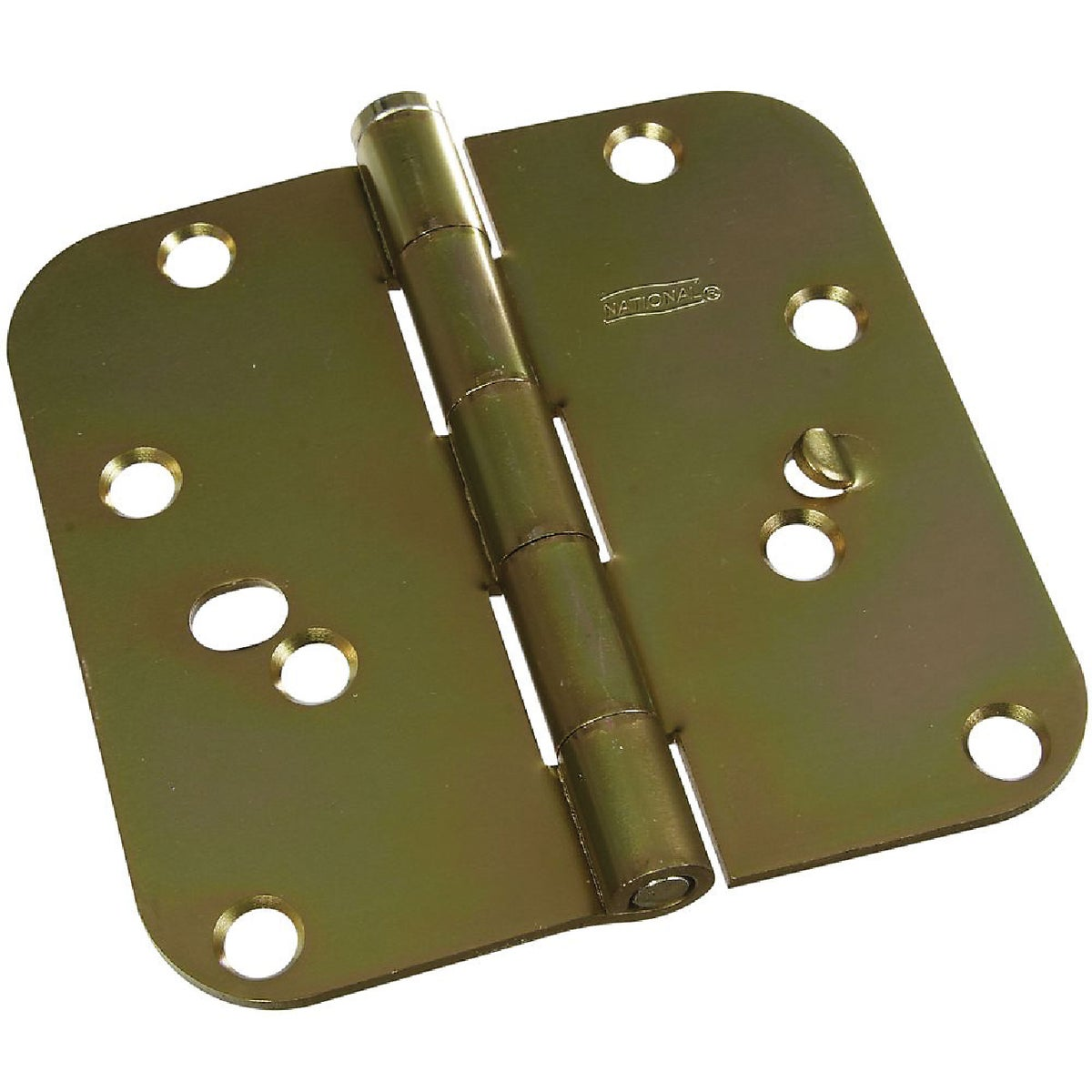 "4"" SECURITY STUD HINGE - N240275 by National Mfg Co"