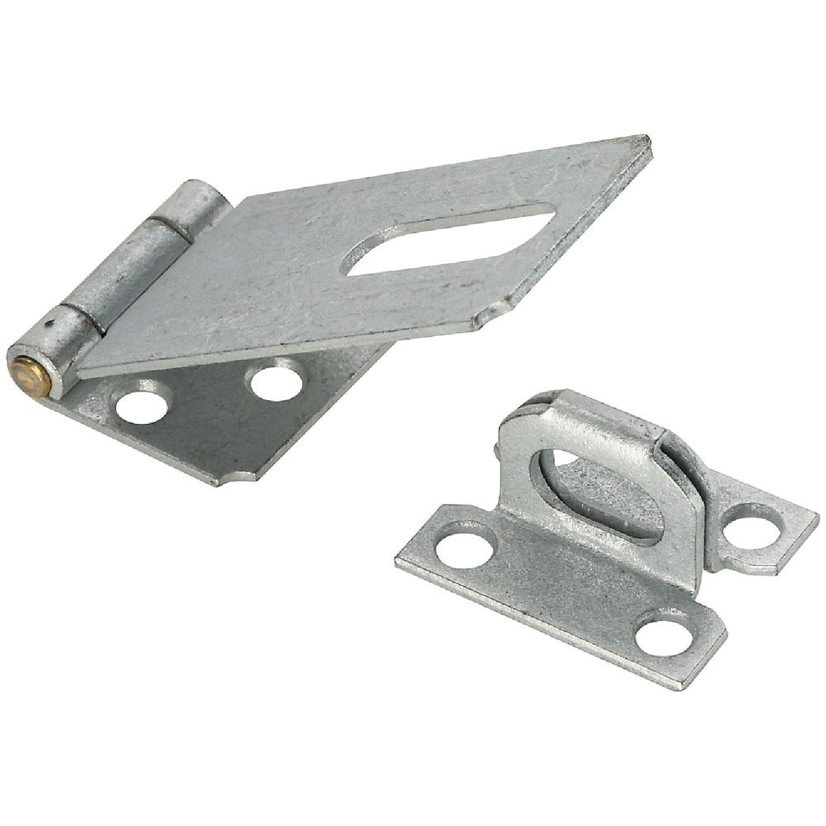 "3-1/4"" GALV SAFETY HASP - N102749 by National Mfg Co"