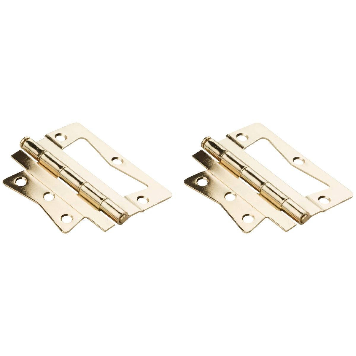 4X4 NONMORTISE HINGE - N244822 by National Mfg Co