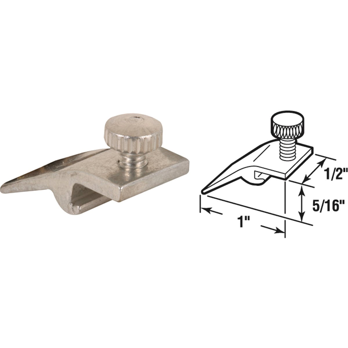 STORM WINDOW PANEL CLIPS - 181043 by Prime Line Products