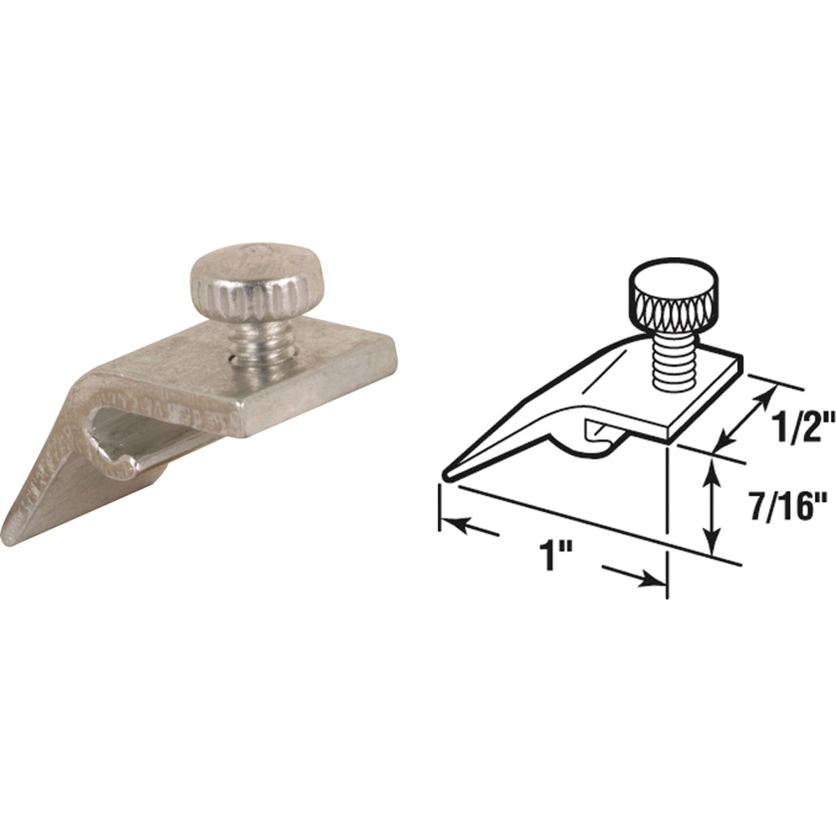 STORM WINDOW PANEL CLIPS - 181058 by Prime Line Products