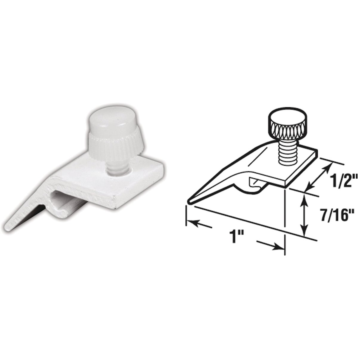 STORM WINDOW PANEL CLIPS - 181059 by Prime Line Products