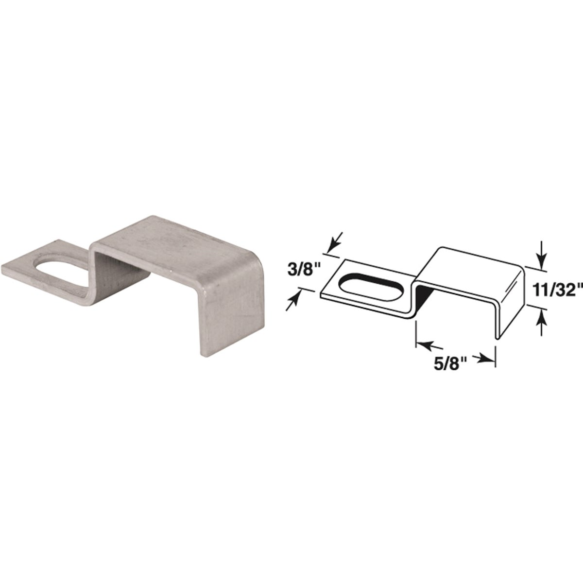 STORM WINDOW PANEL CLIPS - 182031 by Prime Line Products