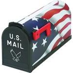 U.S. Flag Mailbox