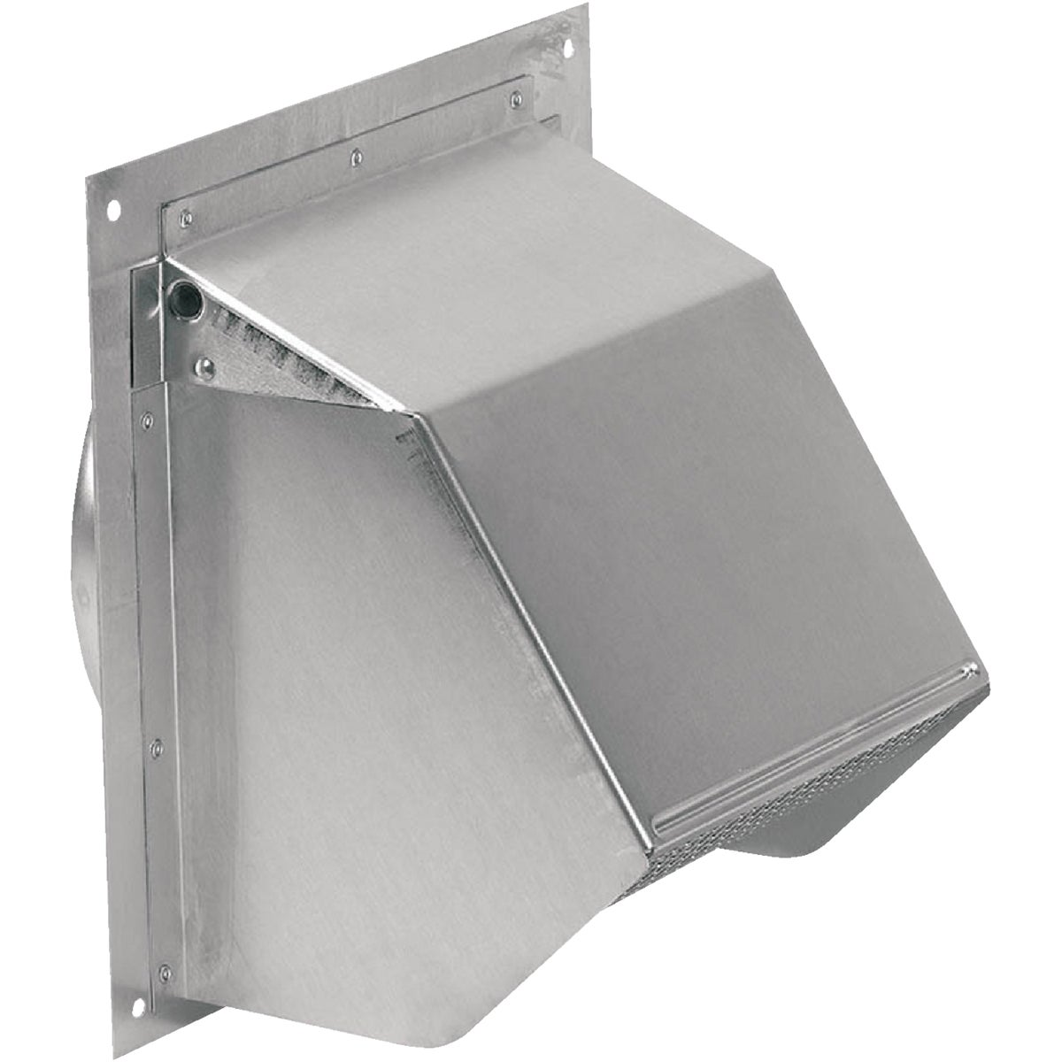 ALUMINUM WALL CAP - 641 by Broan Nutone
