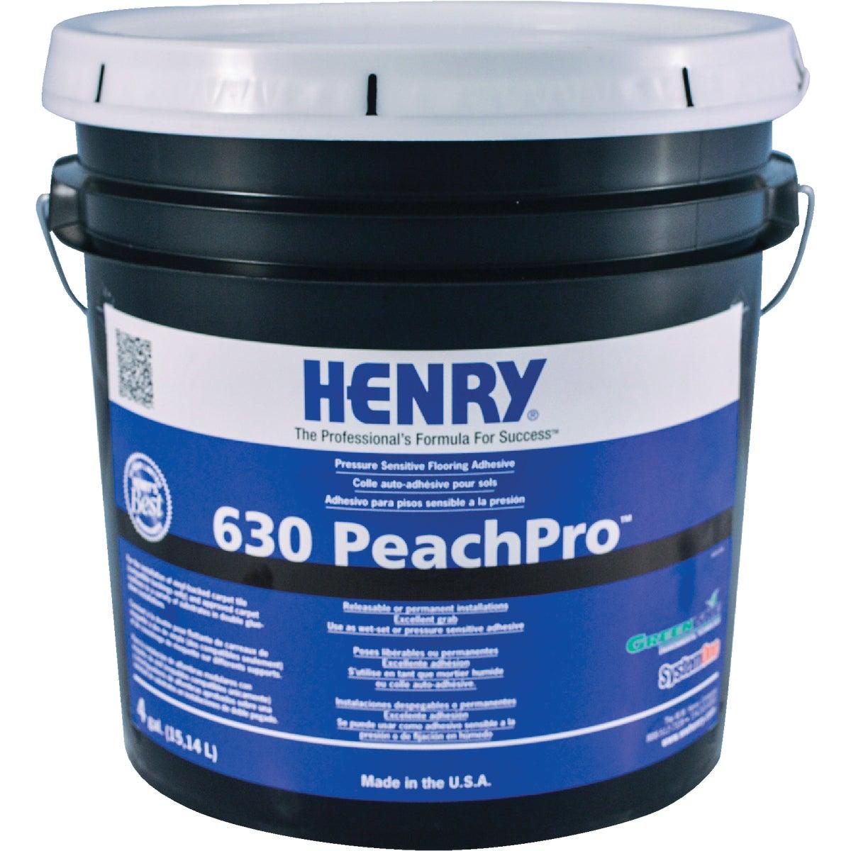 4G 630 PEACH PR ADHESIVE - 12175 by Henry W W Company