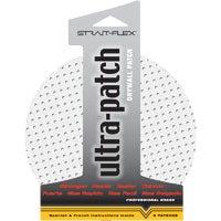 Strait-Flex Ultra-Patch Flexible Drywall Patch, ULTP-2PK