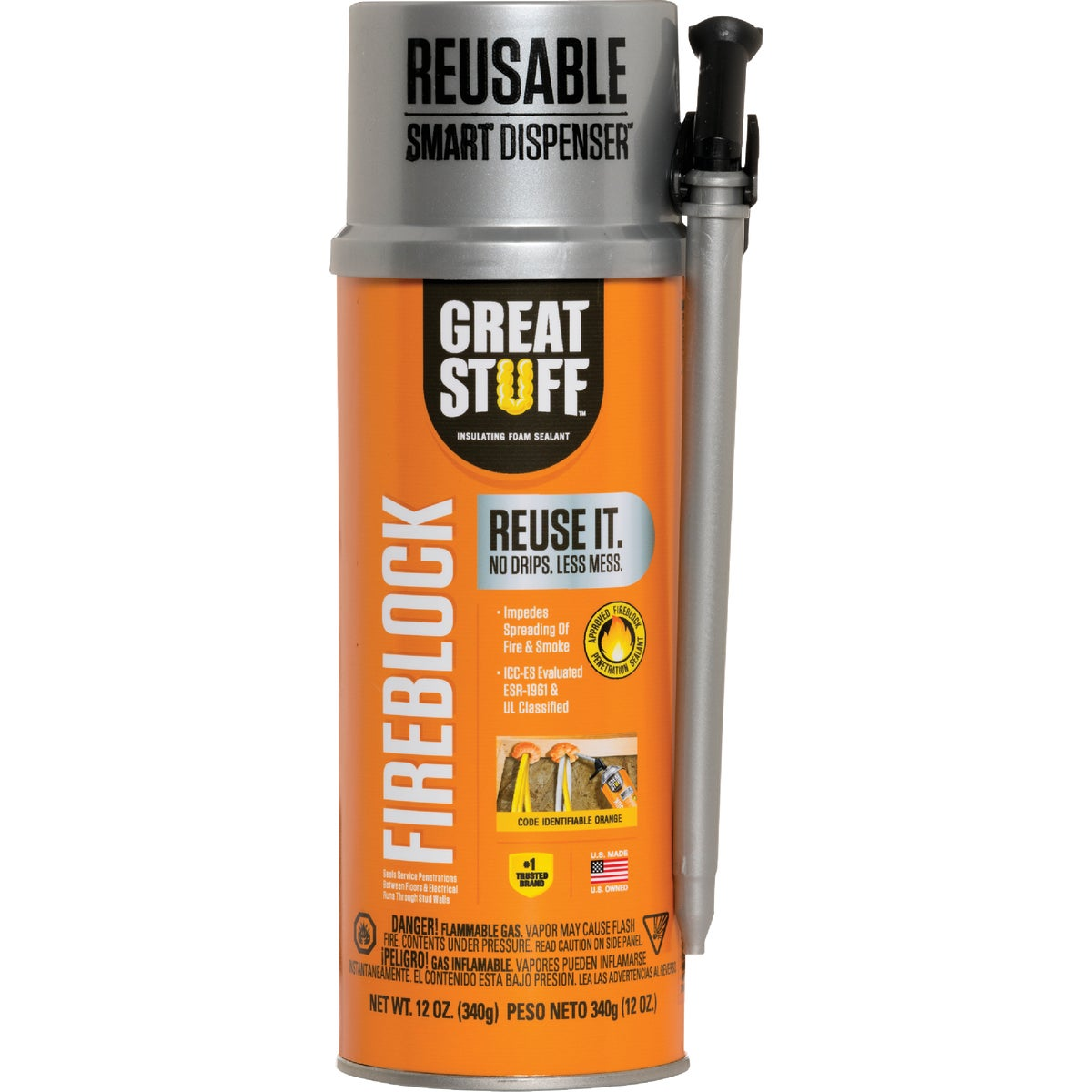 12OZ FIREBLOCK SEALANT