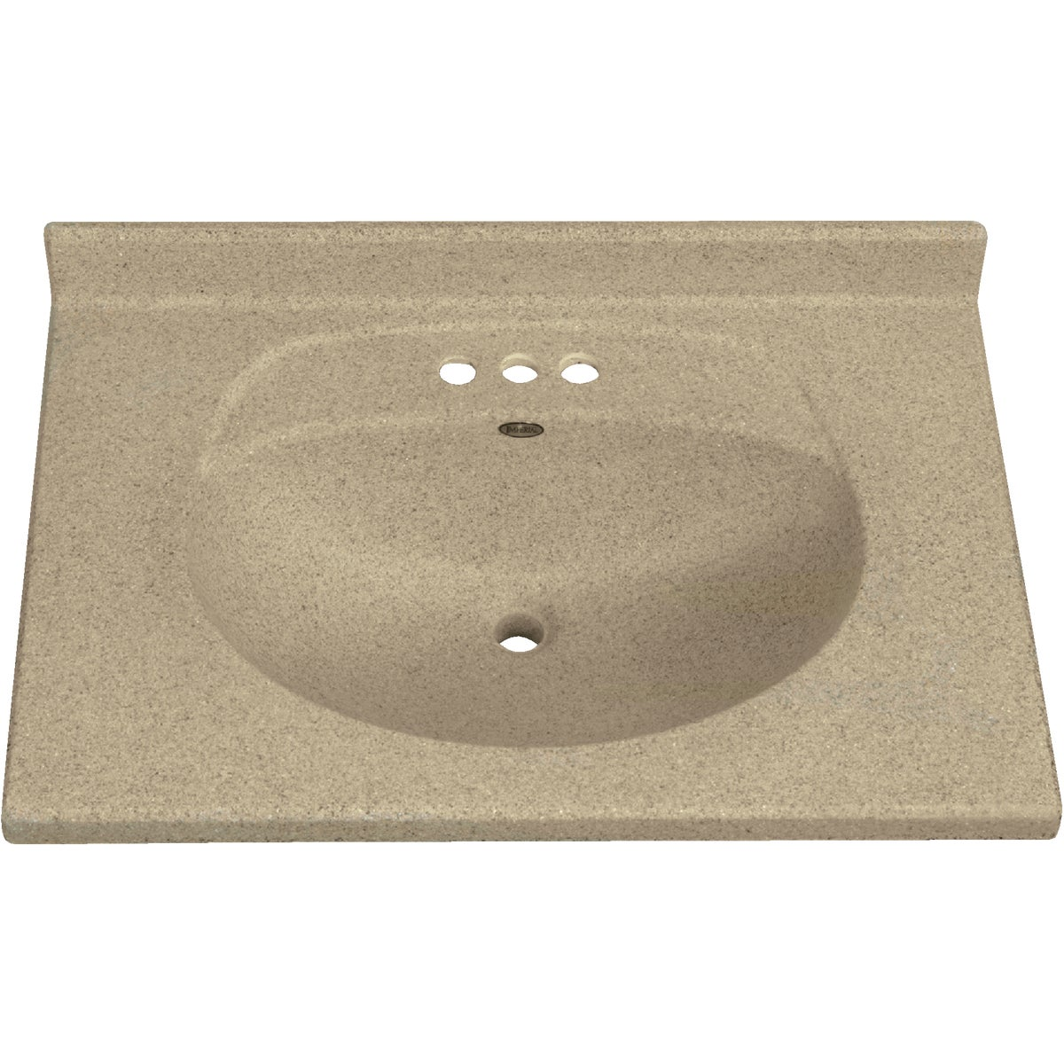 31X22 CAP OLY VANITY TOP - VB3122CAPSS by Imperial Marble Corp