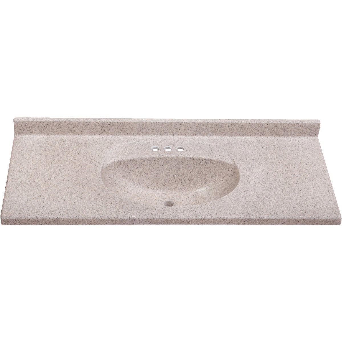 49X22 CAP OLY VANITY TOP - VB4922CAPSS by Imperial Marble Corp