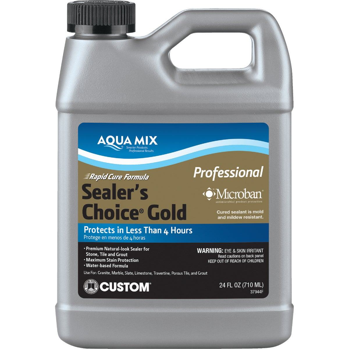 24OZ CHOICE GOLD SEALER - AMSC24Z by Custom Building Prod
