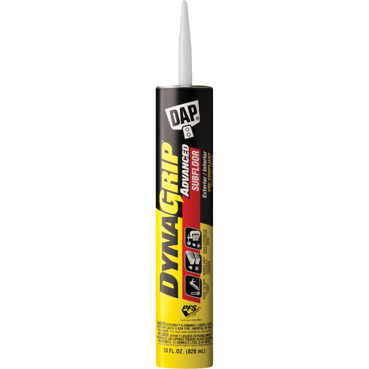 28OZ 3498 SBFLR ADHESIVE - 80052 by Dap Inc