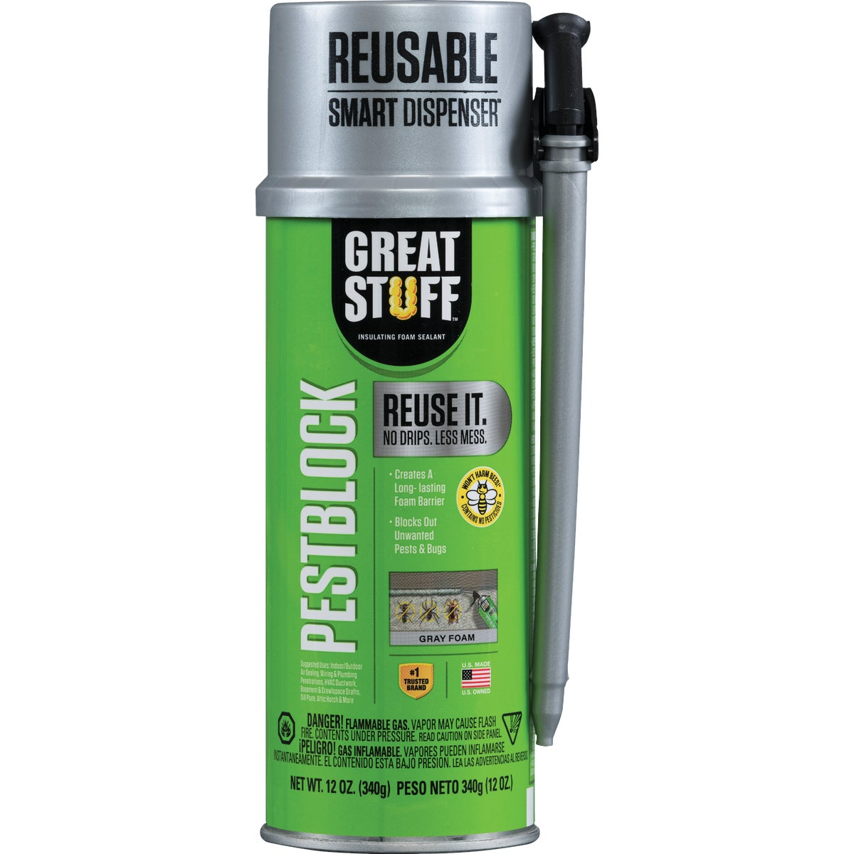 12OZ PESTBLOCK SEALANT - 11000714 by Dow Chemical Company