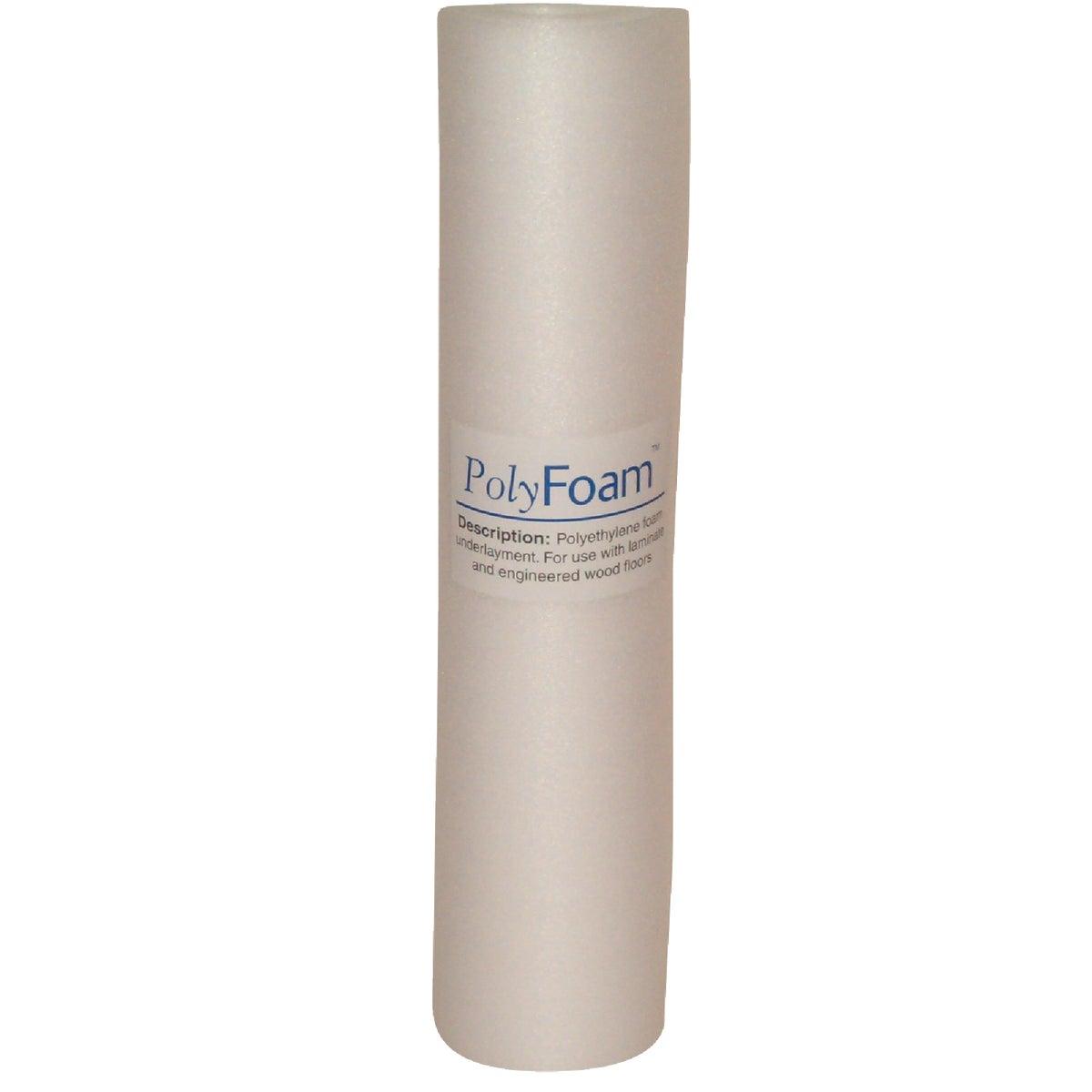 Foam Base Underlayment