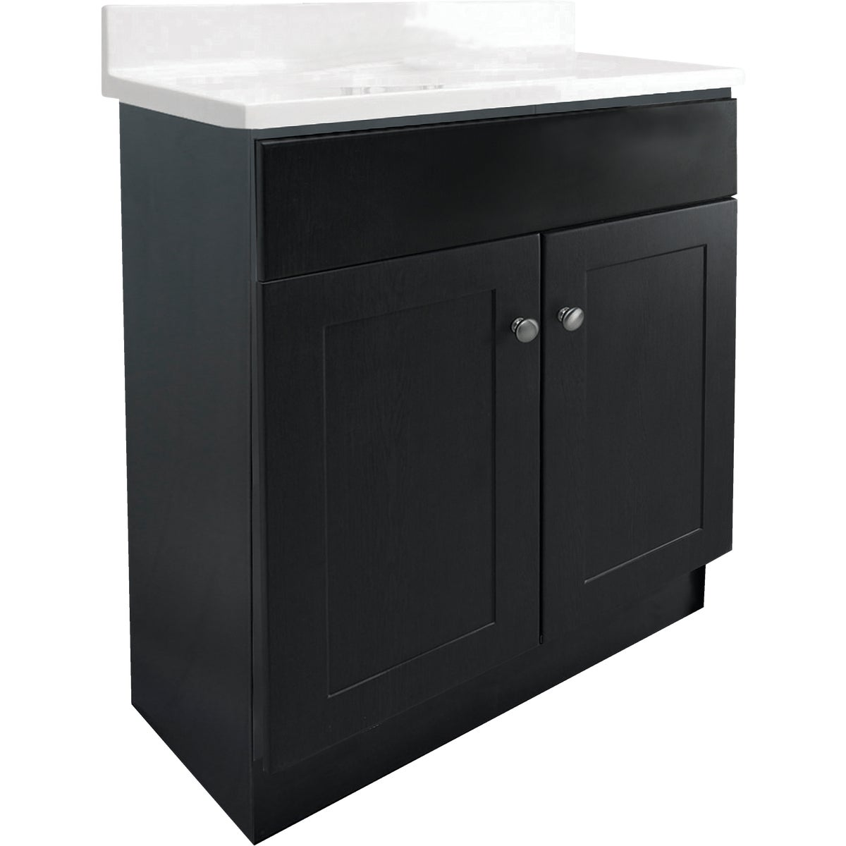 OAK COMBO VANITY - 545566 by Design House  Dhi