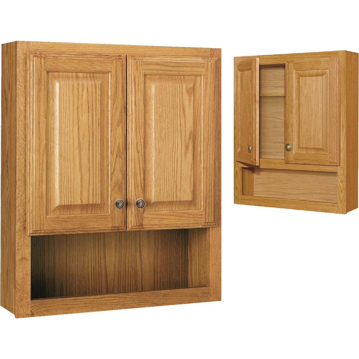 Oak Bath Cabinet