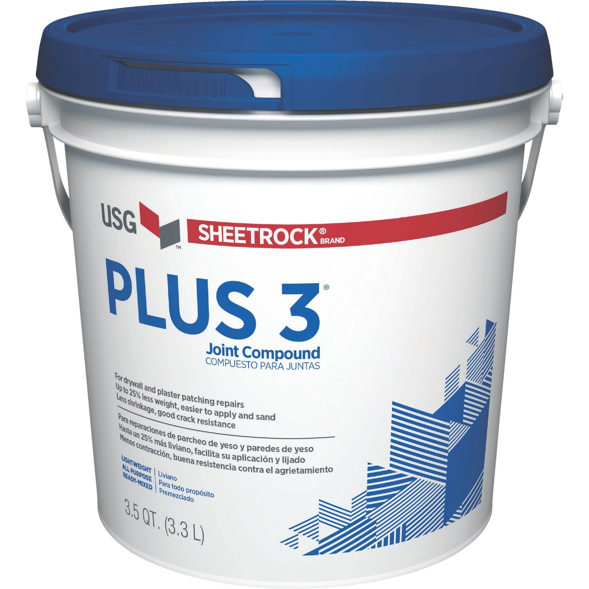 GAL PLUS3 JOINT COMPOUND - 380340 by U S Gypsum