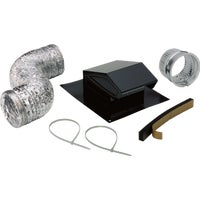 Exhaust Roof Vent Kit, RVK1A