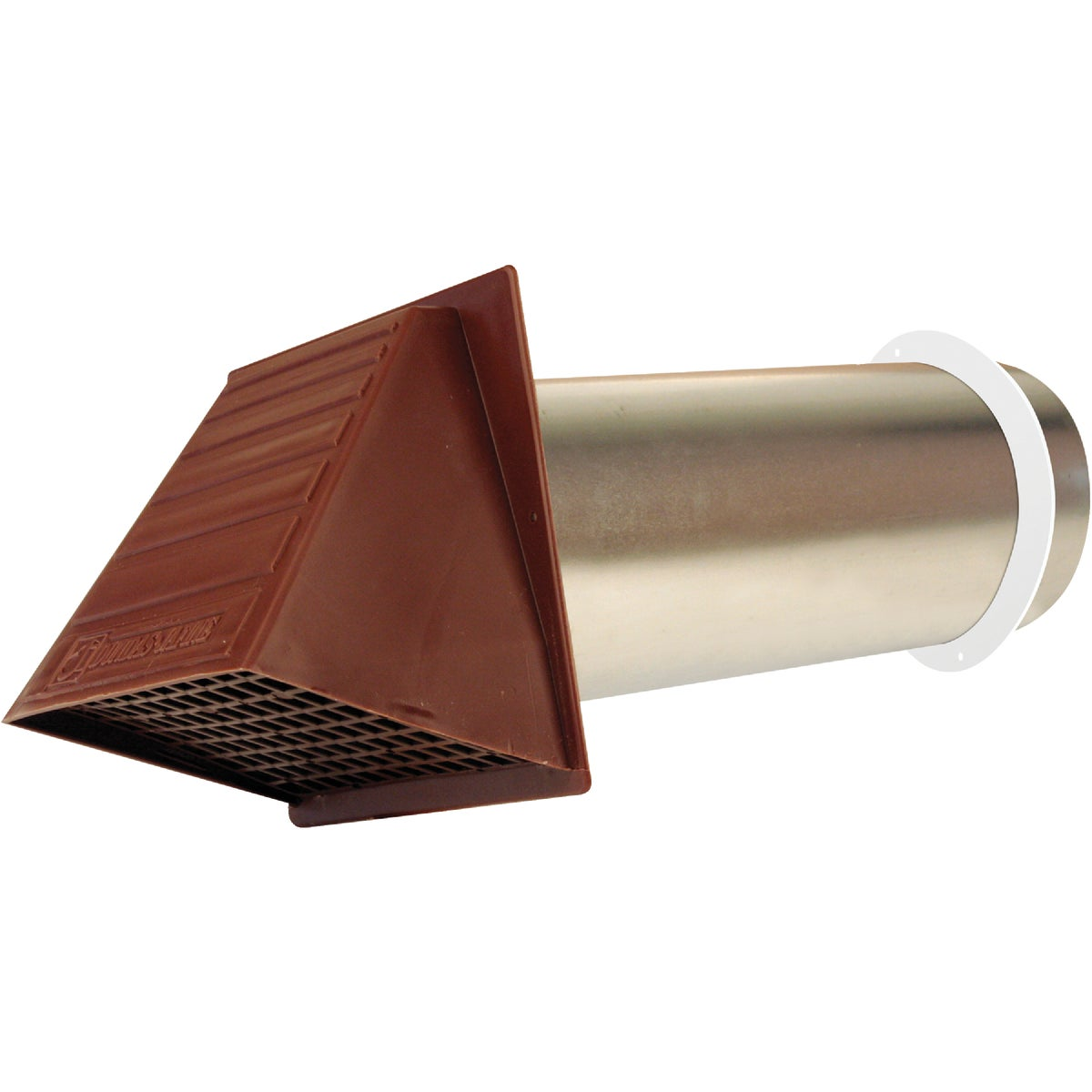 "4"" BROWN VENT HOOD - MVPB4BZ by Dundas Jafine"