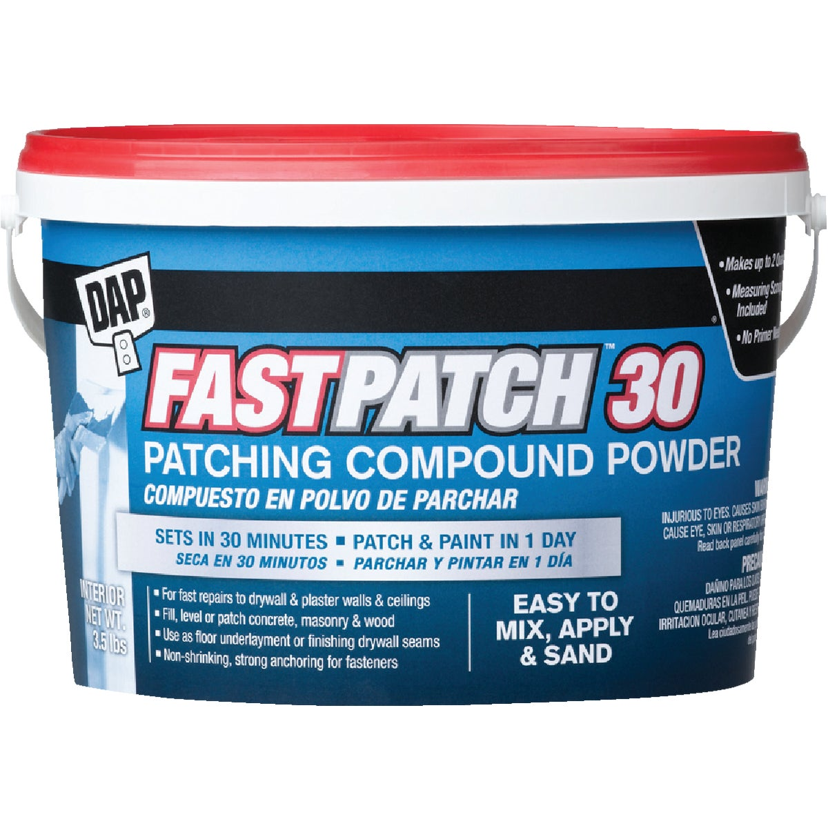 FASTPATCH COMPND POWDER - 58550 by Dap Inc