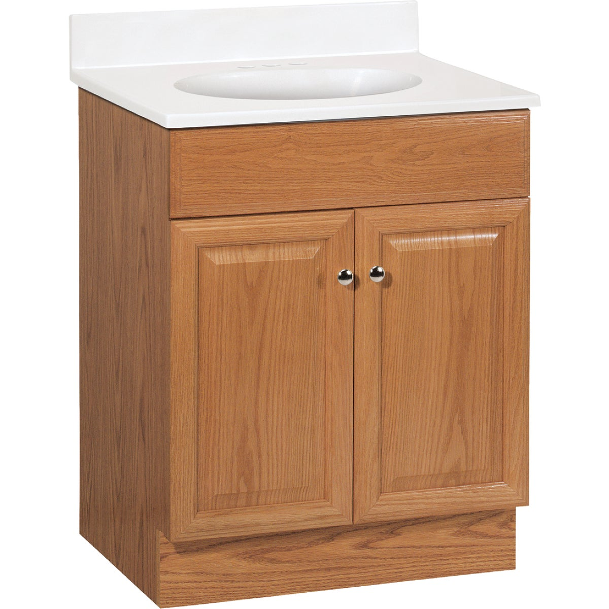 """RCHMD 24"""" OAK COMBO VAN - C14024A by RSI Home Products"""