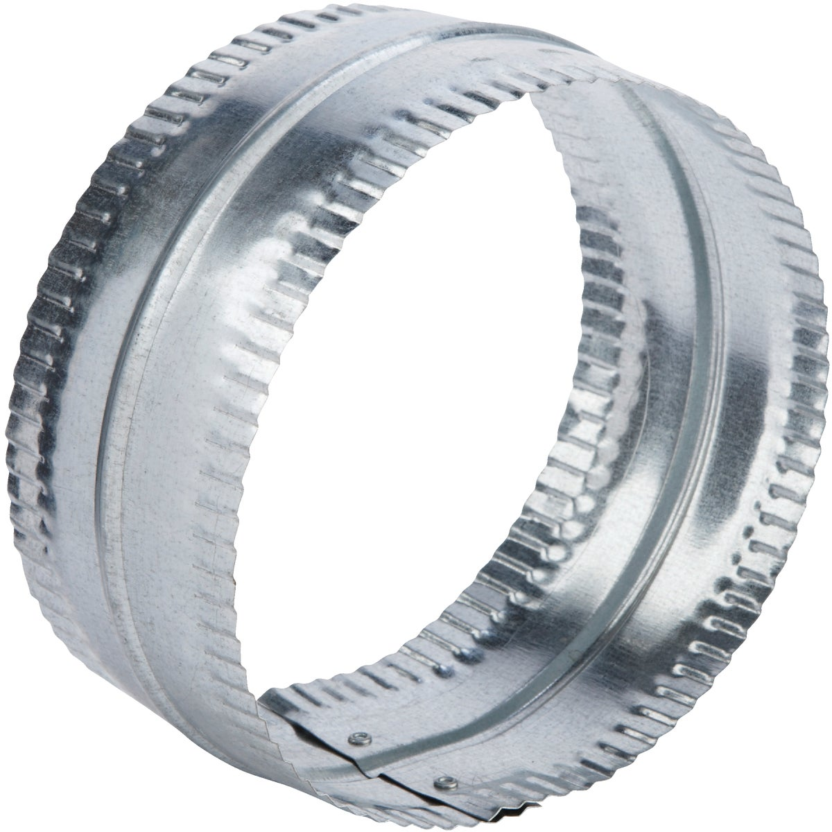 """6"""" GALVANIZED CONNECTOR - 246 by Lambro Industries"""