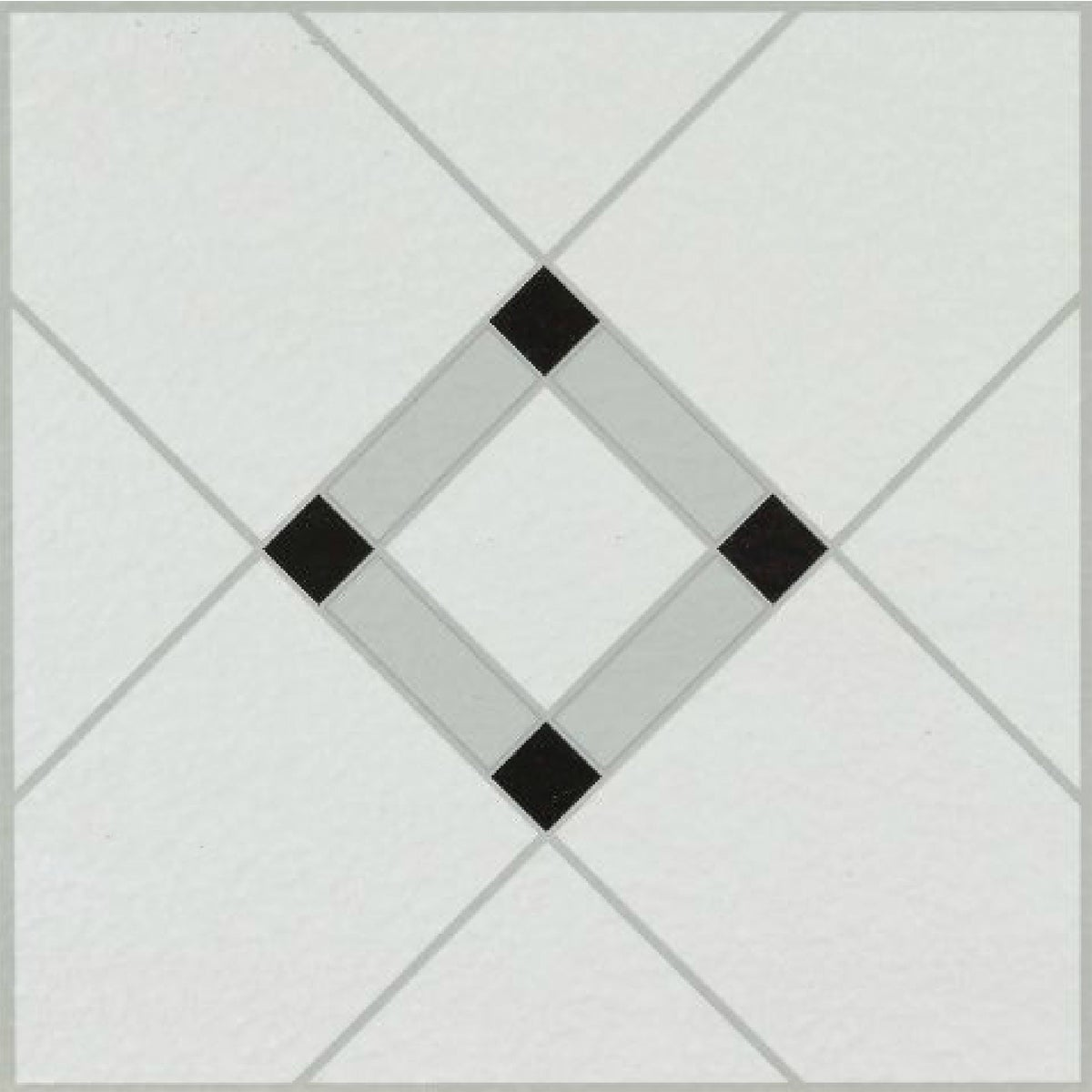 DIAMOND VINYL TILE - 25280 by Armstrong World Ind