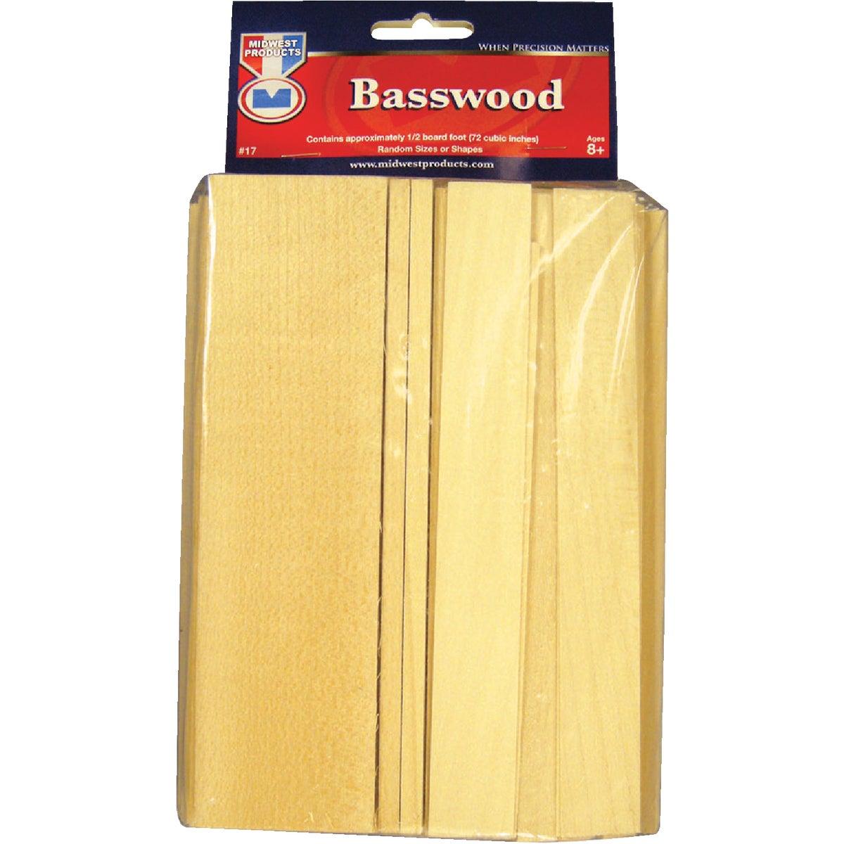ECONO BASSWOOD BOARD