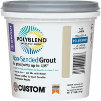 1# Non-Sand Brt Wh Grout