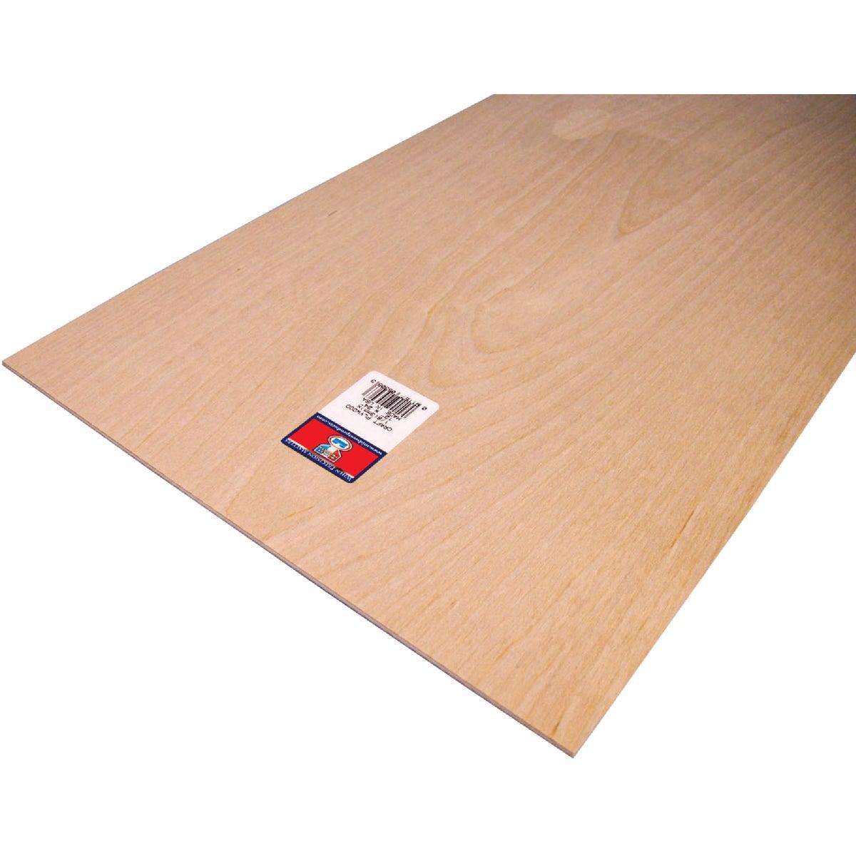 1/8X12X24 Plywood