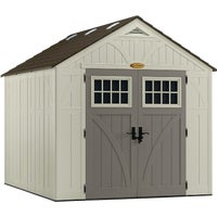 8 X 10' Tremont Shed