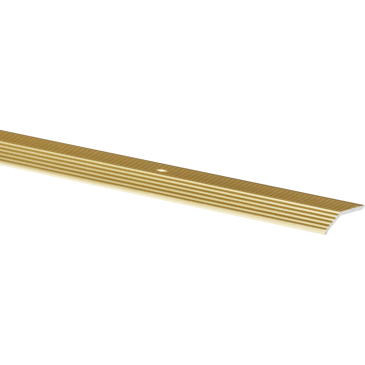 "1-3/8""X6'GOLD CARPET BAR - H591FB/6DI by Thermwell Prods Co"
