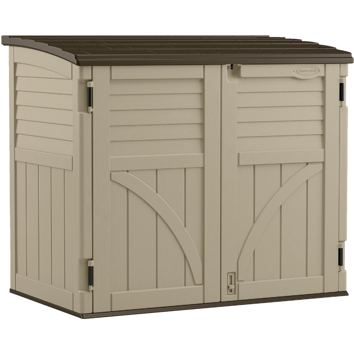 34CUFT HORZ STORAGE SHED