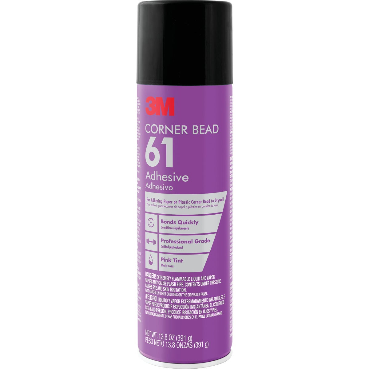 16.6OZ CRN BEAD ADHESIVE - 61-CC by 3m Co