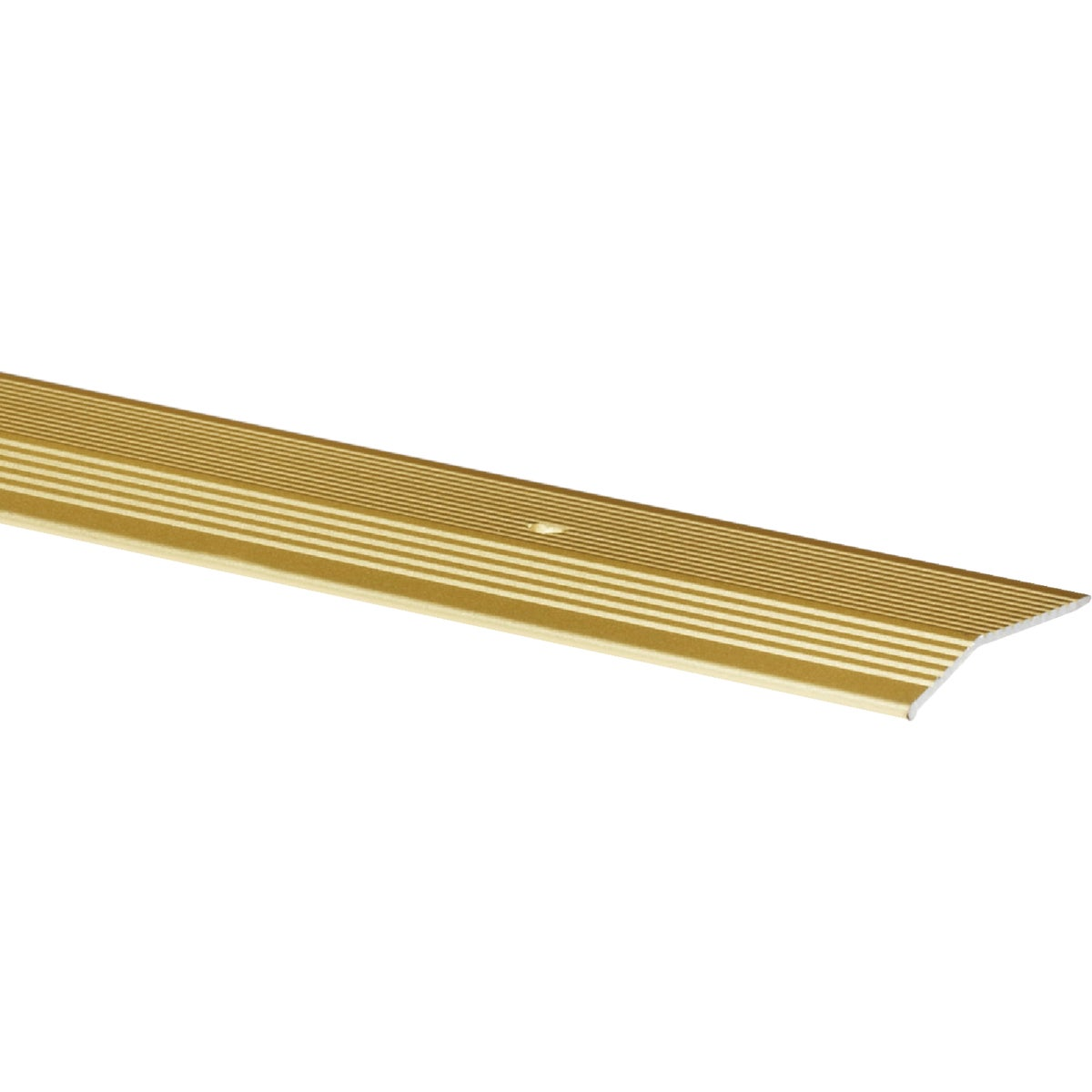 "2""X6' GOLD CARPET BAR - H1591FB6DI by Thermwell Prods Co"