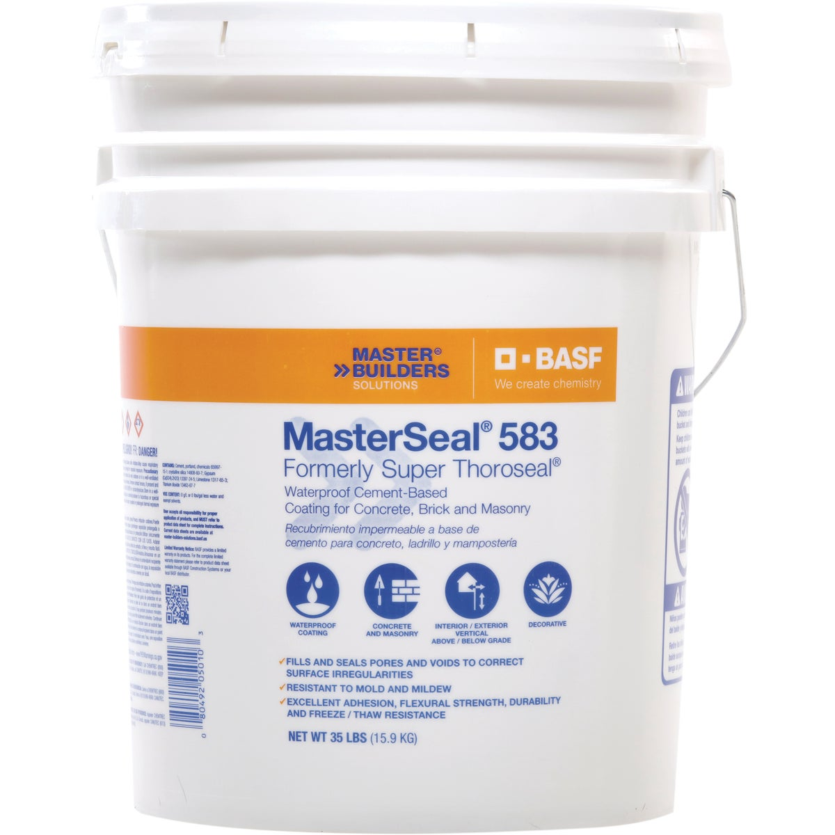 35LB WHT SUPER THOROSEAL - T5010 by Prime Source Pneumat