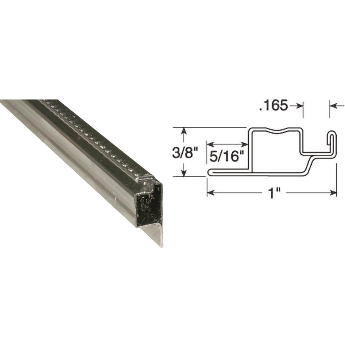 5/16X72 Mill Frame Lip