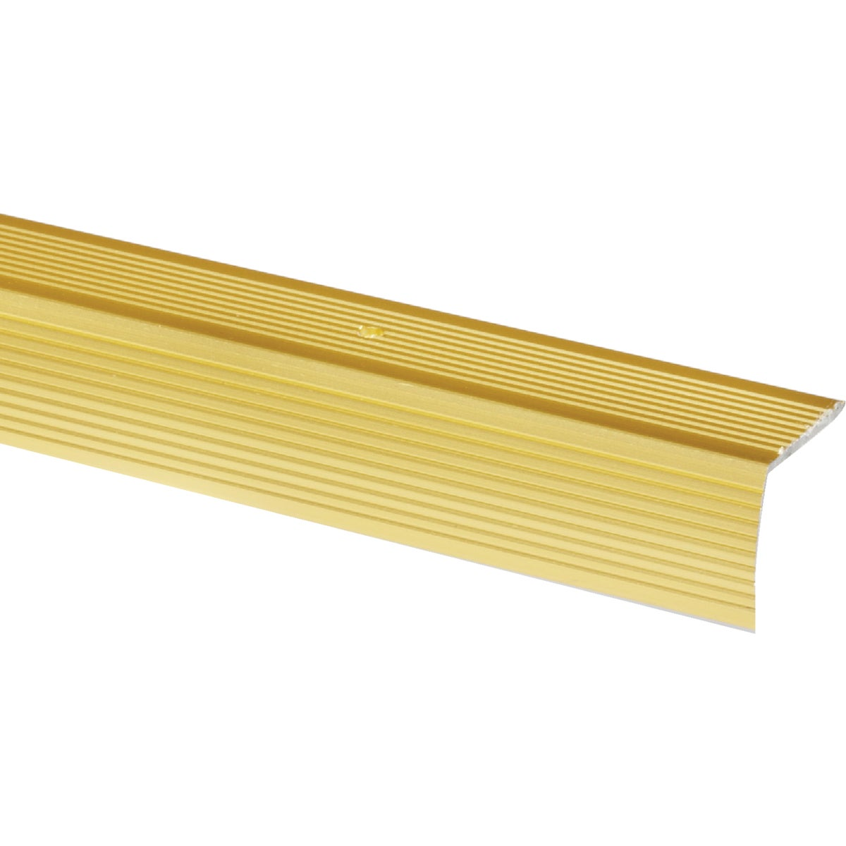 "1-1/8""X6' BRS EDGING - 79103 by M D Building Prod"