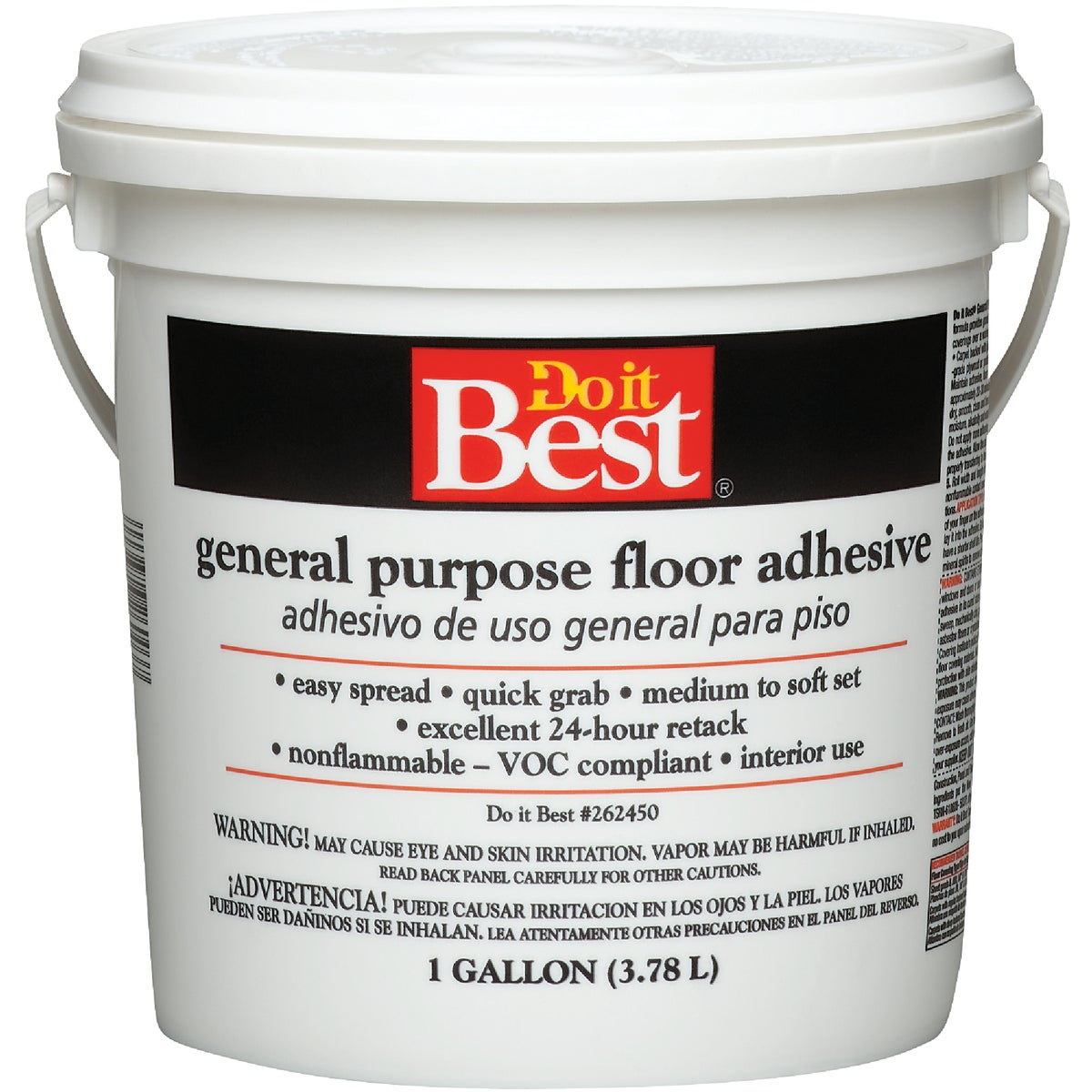 Do it Best General-Purpose Floor Adhesive, Gallon