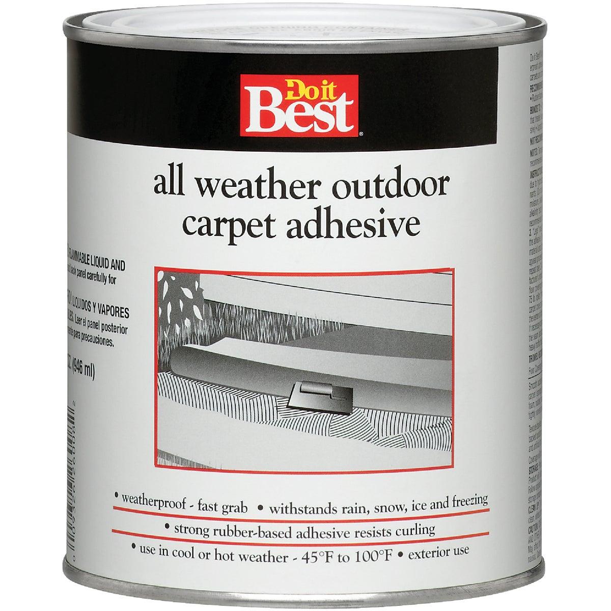 Qt Di Od Carpet Adhesive