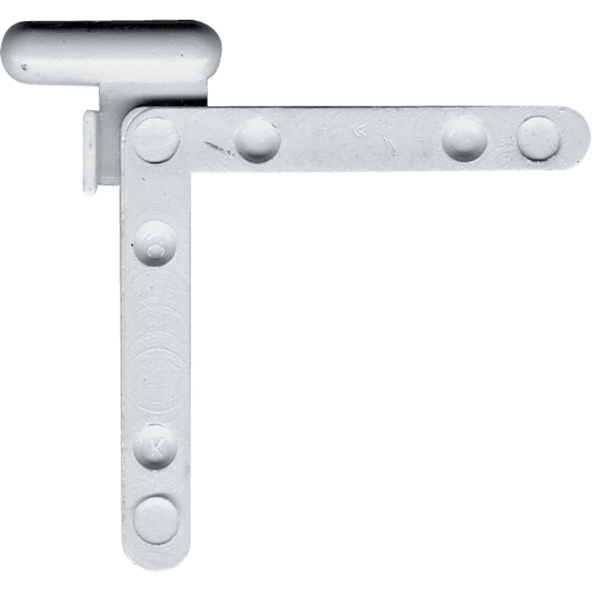 Prime-Line 3/16 In. x 3/16 In. Nylon Tilt Corner Key, PL15130