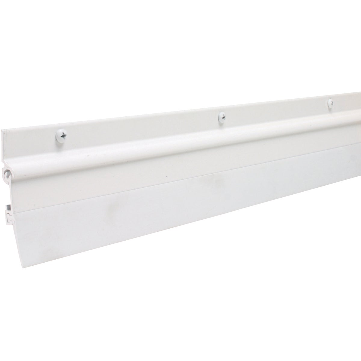 WHT FLEX-O-M DOOR SWEEP - 07179 by M D Building Prod