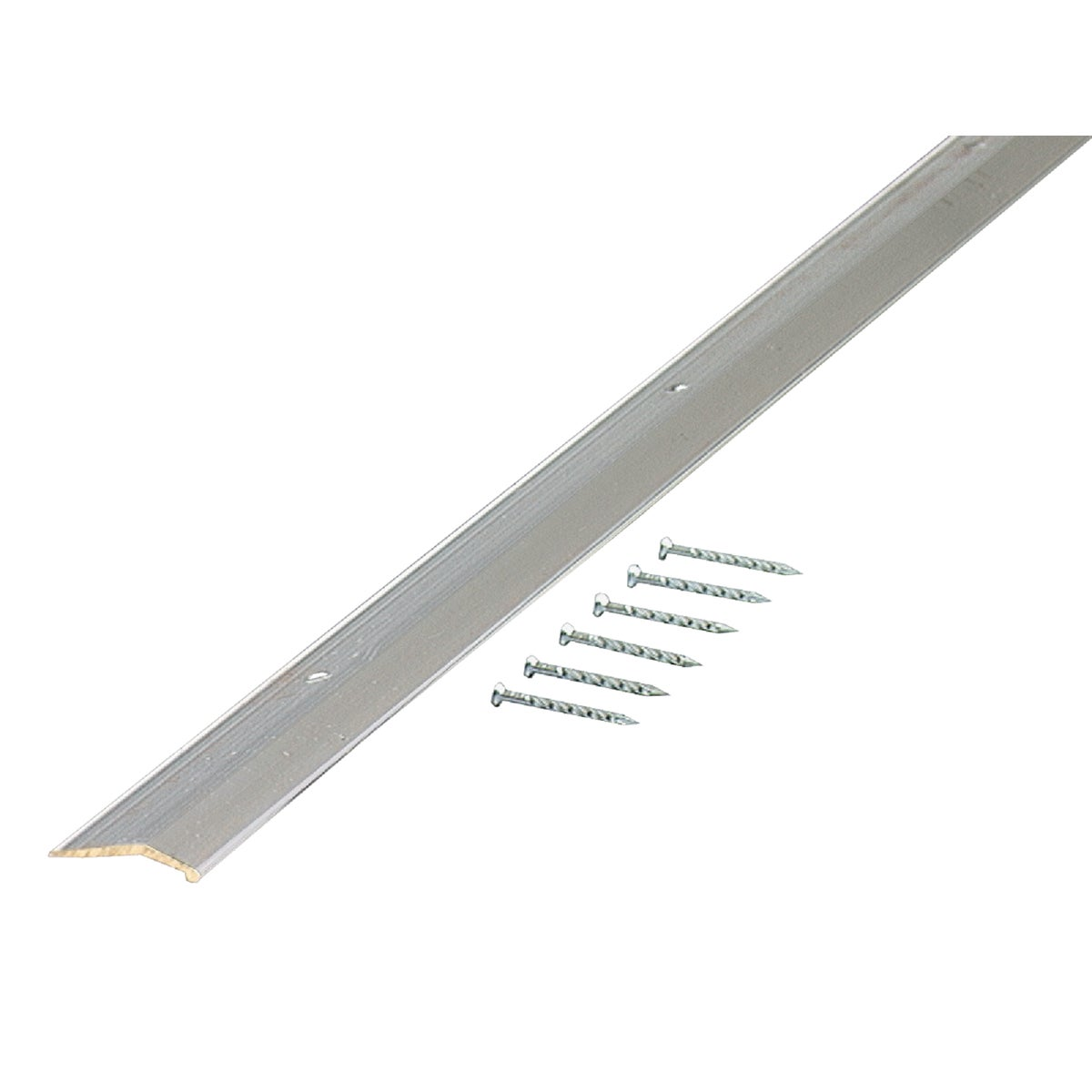 "7/8""X3' ALUM BINDER BAR - 66001 by M D Building Prod"