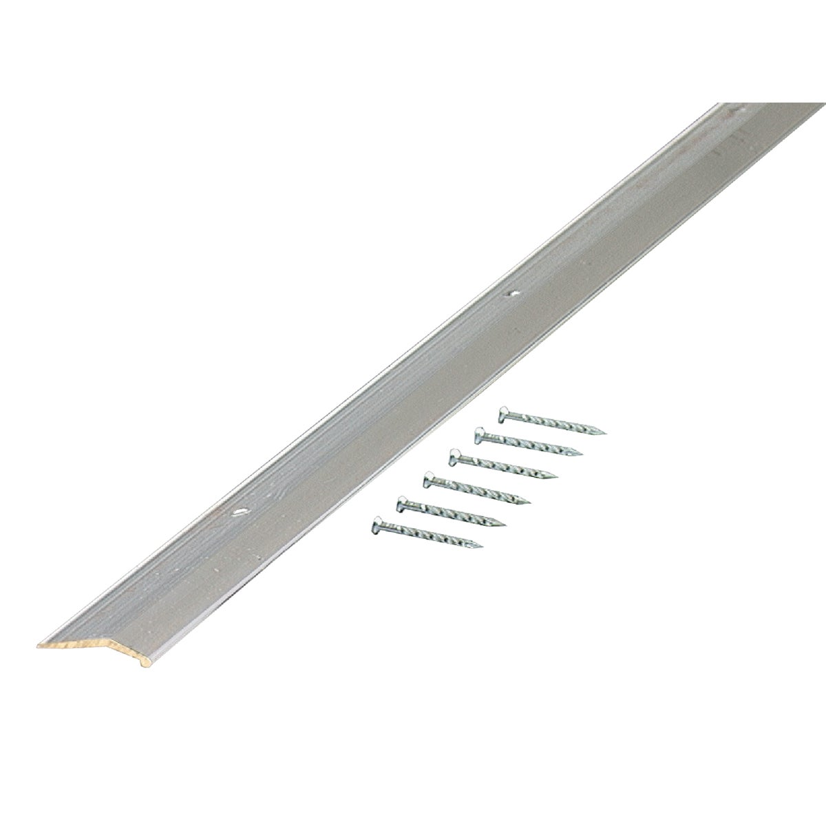 "7/8""X6' ALUM BINDER BAR - 66217 by M D Building Prod"