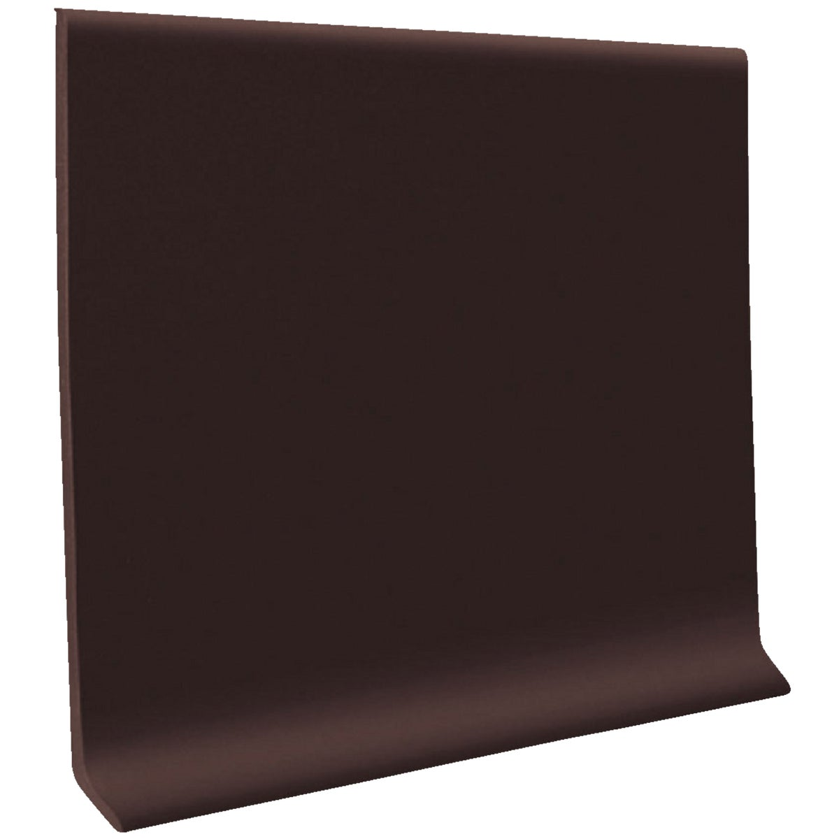 "4""X4' BROWN WALL BASE - H1640C52P110 by Roppe Corporation"
