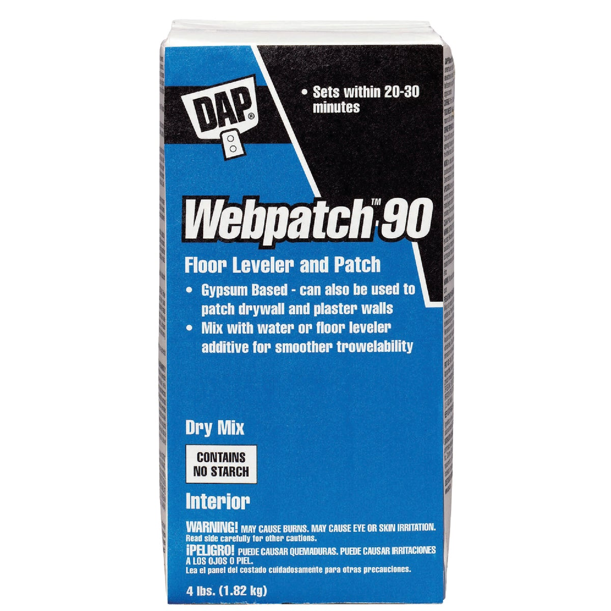 4LB WEBPATCH 90 - 10314 by Dap Inc