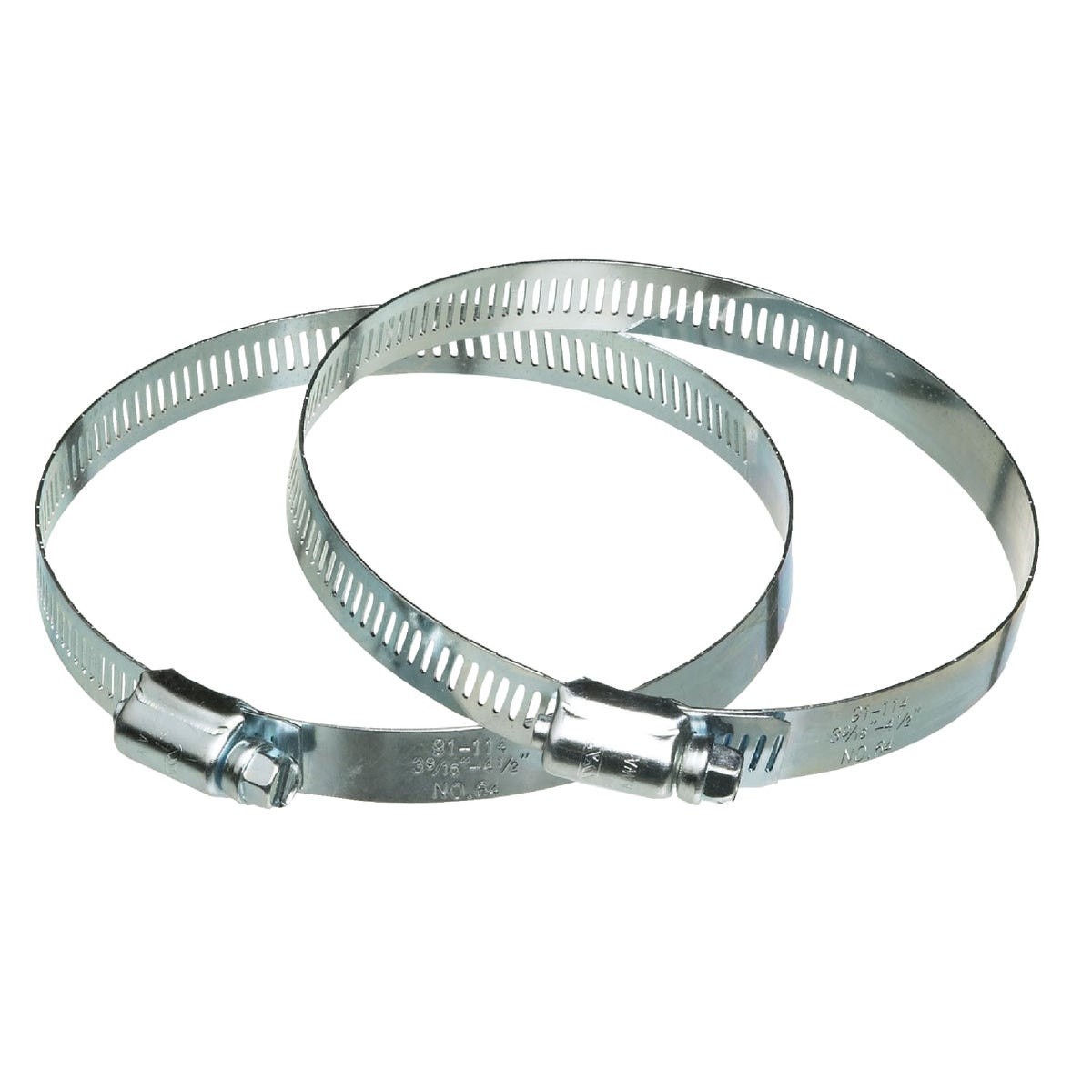 "2PK 6"" METAL CLAMP"