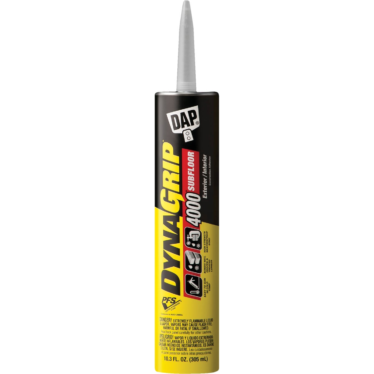 10.3 4000 SBFL ADHESIVE - 25028 by Dap Inc